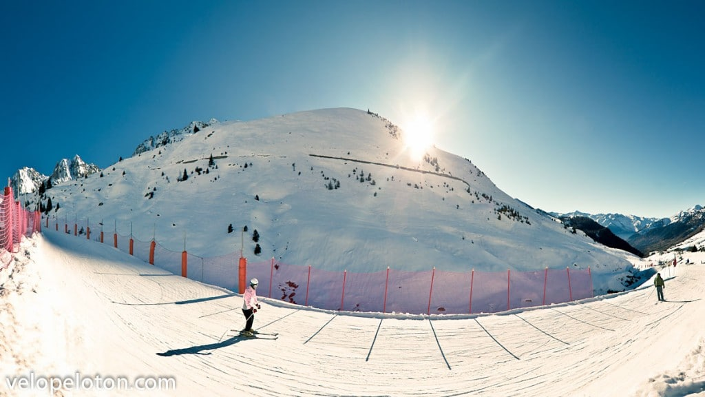 Ski Tourmalet