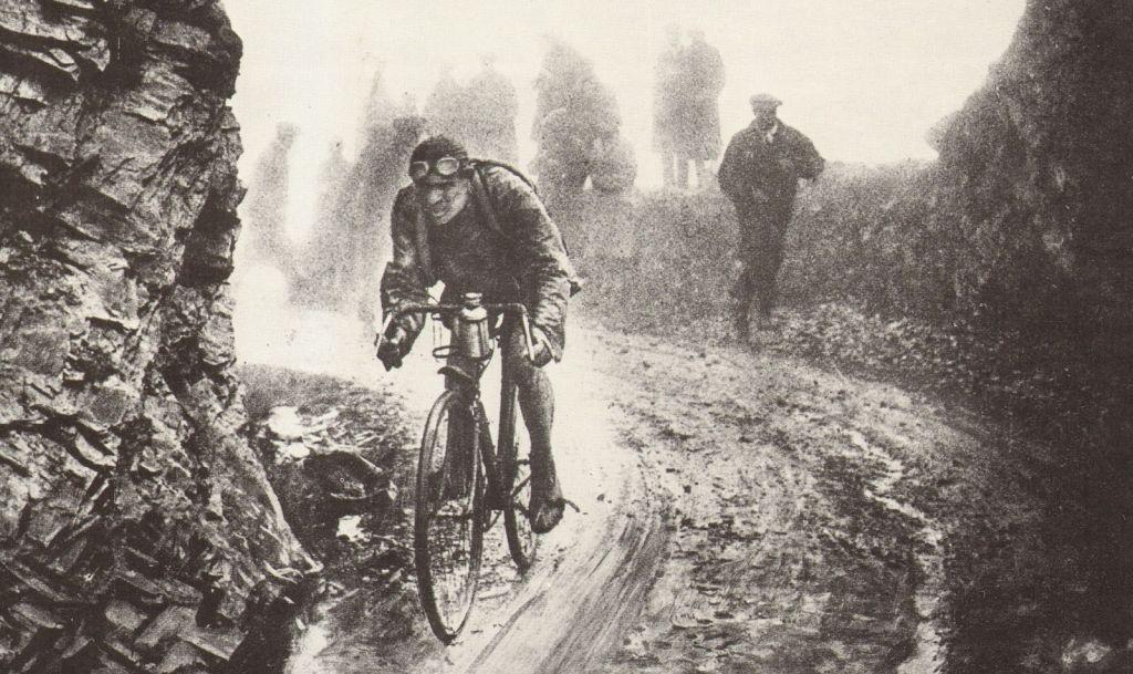Bayonne Luchon 1926 Lucien Buysse col d'Aubisque